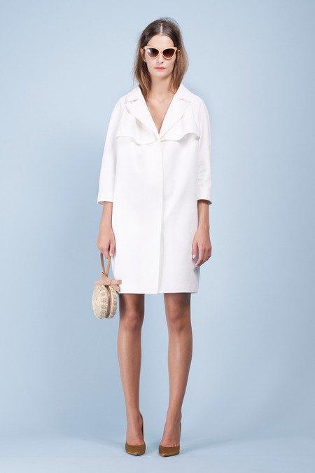 Элегантные платья и блузки в весеннем лукбуке Paule Ka. Изображение № 10.