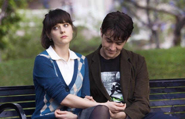 «500 дней лета», 2009  Зои Дешанель рассталась с Гордоном-Левиттом, потому что общей любви к The Smiths оказалось недостаточно и им лень было «поговорить об этом». Изображение № 4.