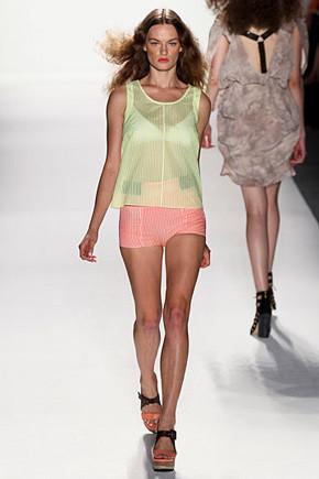 Rebecca Minkoff SS 2012 . Изображение № 73.