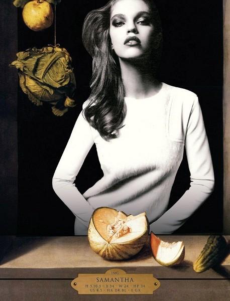 Композитки пяти модельных агентств к Нью-Йоркской неделе моды. Изображение № 106.