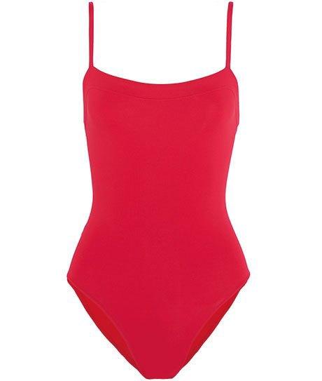Что носить летом:  10 лаконичных слитных купальников . Изображение № 7.