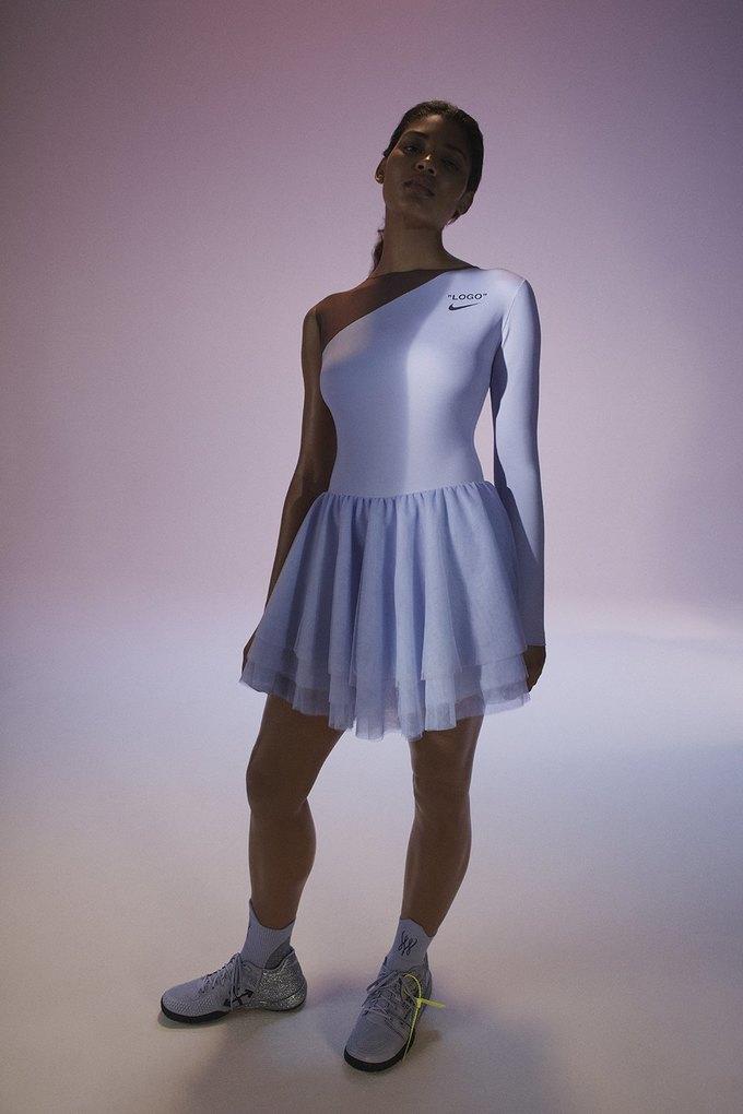 Off-White анонсировали коллаборацию с Сереной Уильямс. Изображение № 8.