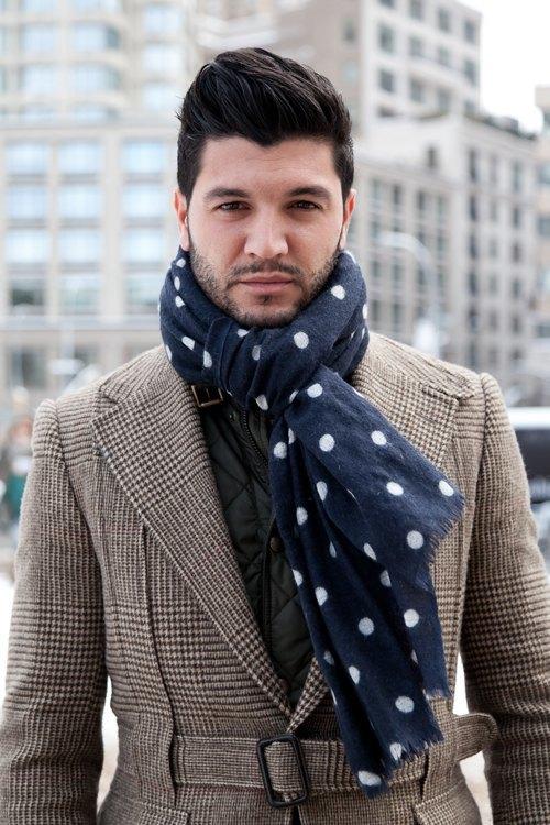 Неделя моды в Нью-Йорке,  часть I. Изображение № 10.