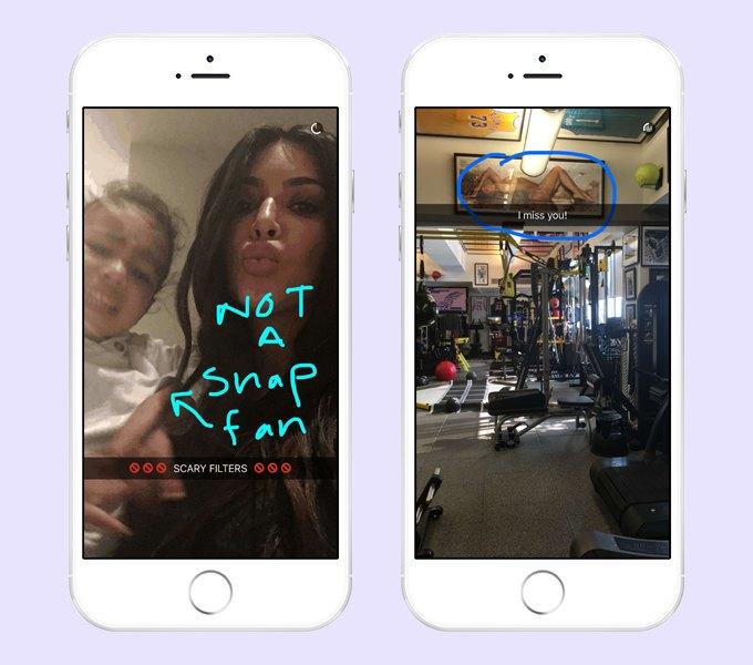 Ким, Джиджи и Рианна: На каких звёзд подписаться в снэпчате. Изображение № 3.