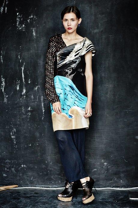 Асия Бареева,  дизайнер и стилист. Изображение № 11.