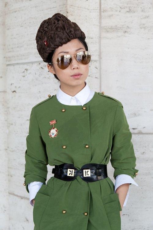 Неделя моды в Нью-Йорке,  часть I. Изображение № 5.