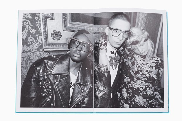 Для ценителей: Альбом о круизной коллекции Gucci. Изображение № 2.