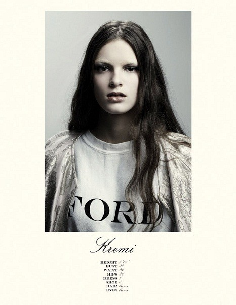 Композитки пяти модельных агентств к Нью-Йоркской неделе моды. Изображение № 41.