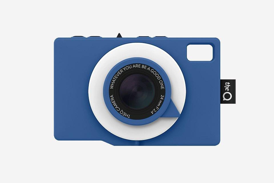 Самый красивый фотоаппарат для интернет-зависимых theQ . Изображение № 8.