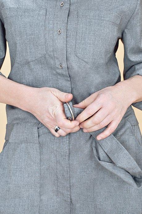 Женщины старше 50 примеряют модные образы. Изображение № 2.