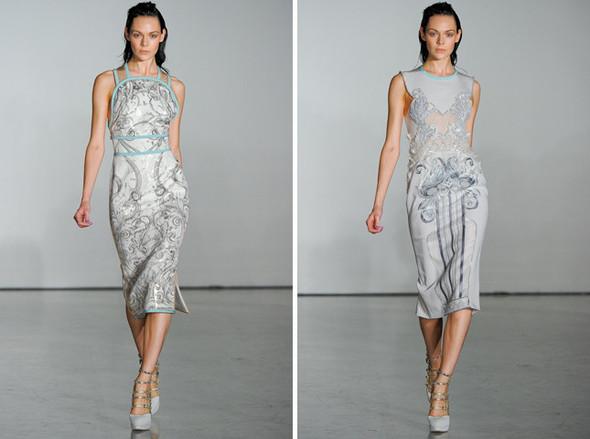 Показы Milan Fashion Week SS 2012: День 5. Изображение № 2.