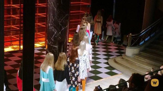 Прямой репортаж  с Paris Fashion Week:  День 9. Изображение № 13.