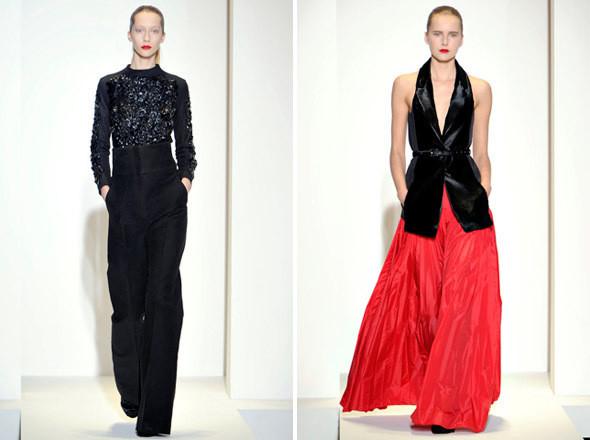 Показы на London Fashion Week AW 2011: день 3. Изображение № 14.