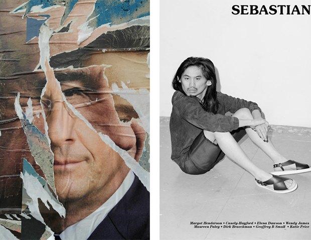 Мэттью Холройд, арт-директор  Vague Paper  и порножурнала Baron. Изображение № 9.