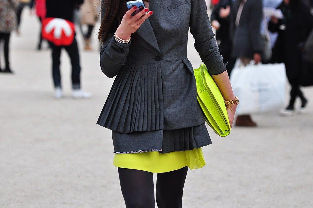 Гости Парижской недели моды FW13, часть 2. Изображение № 9.