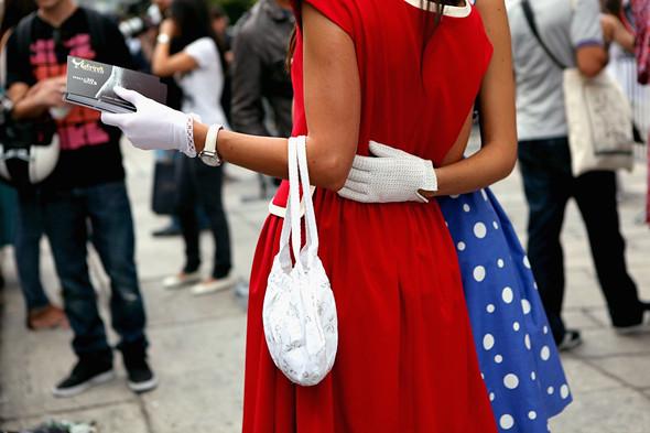 Детали: Milan Fashion Week. Изображение № 25.