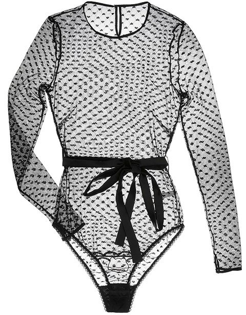 Что класть под елку: Шикарное белье  для себя или в подарок. Изображение № 8.