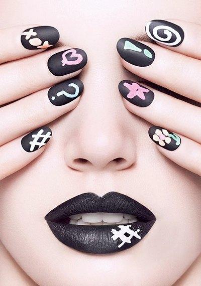 Да и нет:  Как делать ногти. Изображение № 3.