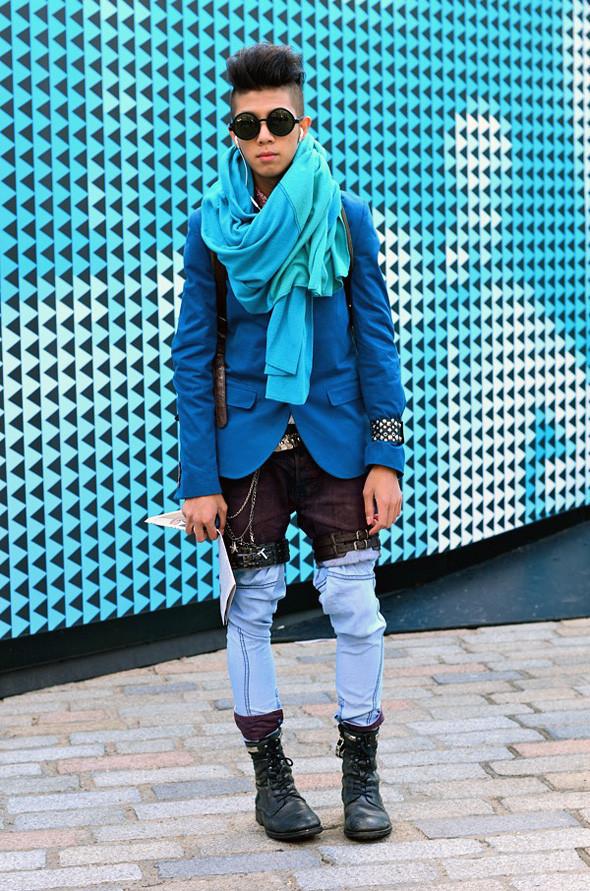 Неделя моды в Лондоне. Изображение № 44.