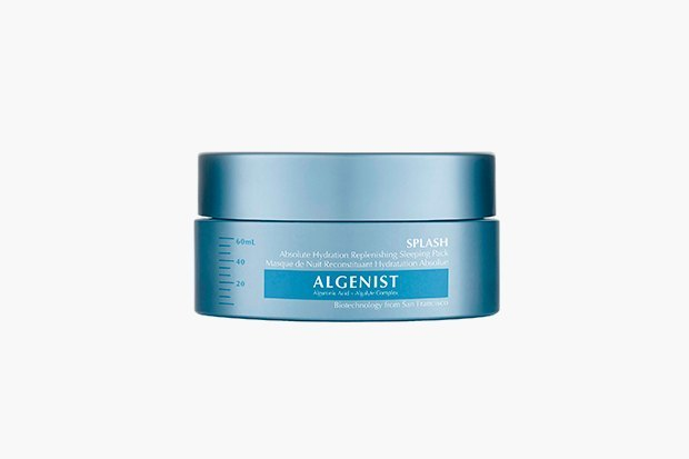 Algenist Splash Absolute Hydration Replenishing Sleeping Pack. Изображение № 7.