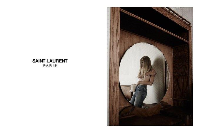 Звезда «Любви» Гаспара Ноэ и сын Килмера снялись в рекламе Saint Laurent. Изображение № 26.