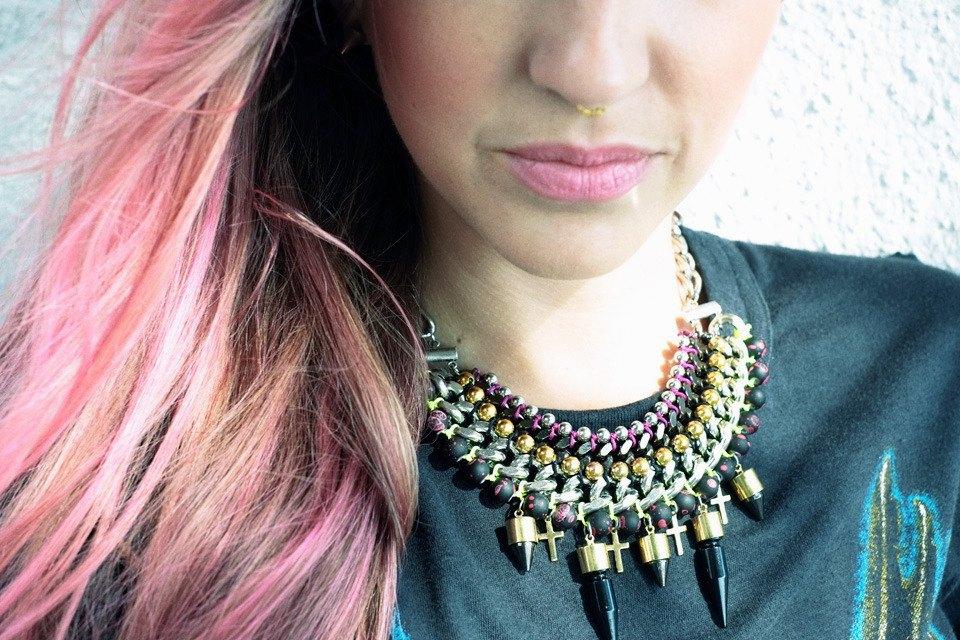 Роуз Бродбент, художница и владелец винтажного бутика из Торонто. Изображение № 8.