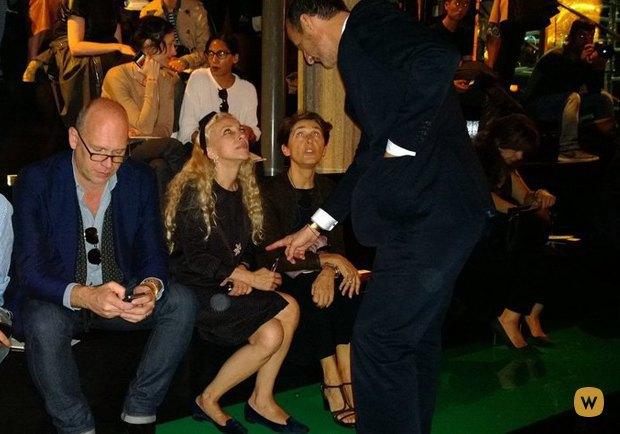 Прямой репортаж  с Paris Fashion Week:  День 9. Изображение № 27.