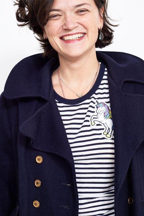 Руководительница Trend Island Катя Ножкина о любимых нарядах. Изображение № 19.