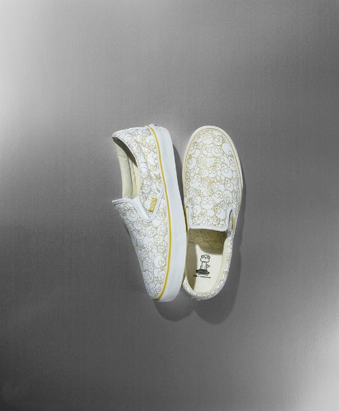 Художник Такаси Мураками создал коллекцию для Vans. Изображение № 5.