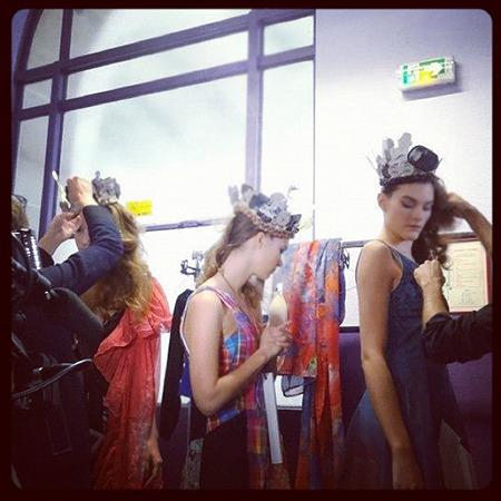 Парижская неделя моды: Чем запомнился первый день. Изображение № 29.
