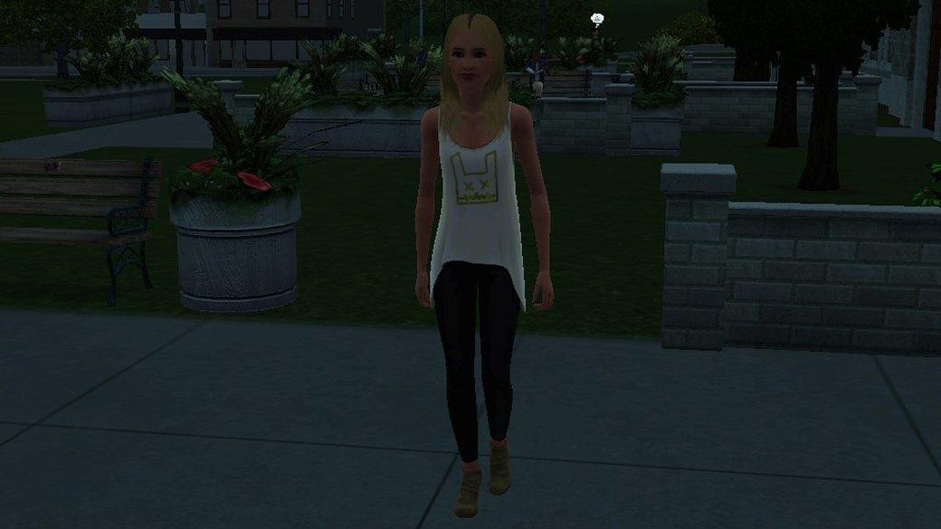 Как юные фанатки The Sims представляют себе взрослую жизнь. Изображение № 10.