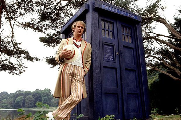 Пятый Доктор: Питер Дэвисон. 1981-1984. Изображение № 5.
