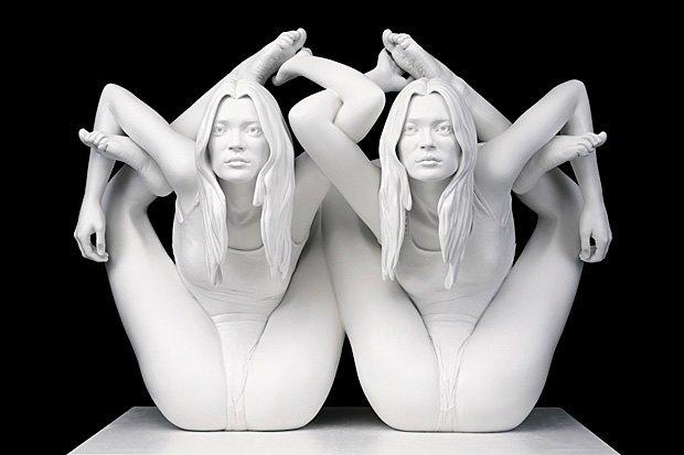 Предметный разговор: 10 арт-объектов в виде женского тела. Изображение № 9.