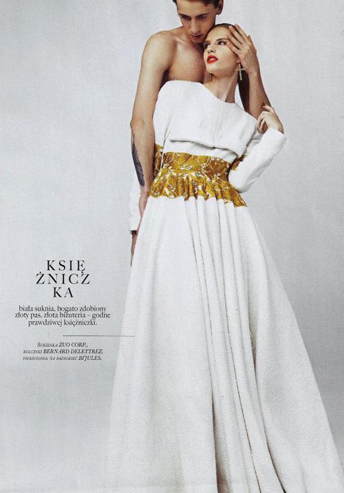 Новые лица: Азия Пивка, модель. Изображение № 27.
