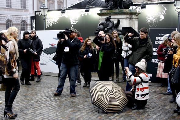London Fashion Week: день второй. Изображение № 2.