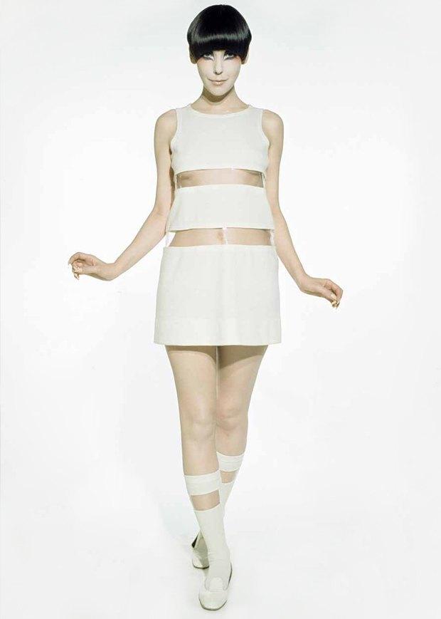 Клеш и мини: Зачем нам мода полувековой давности. Изображение № 4.