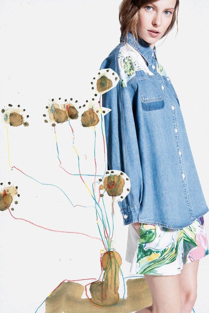 Модели и котики в круизном лукбуке Antonio Marras. Изображение № 6.