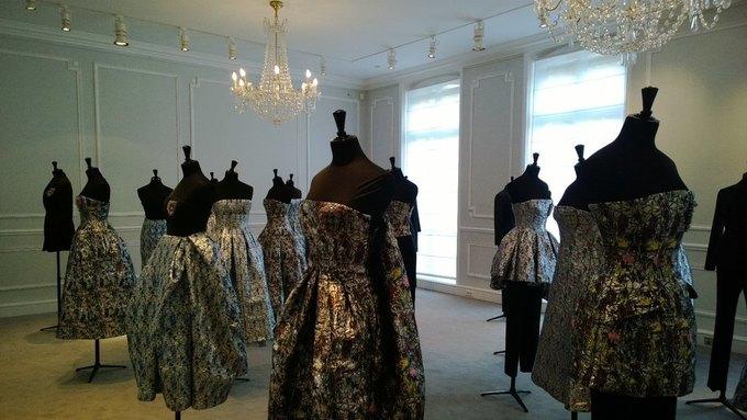 Прямой репортаж  с Paris Fashion Week:  День 8. Изображение № 11.
