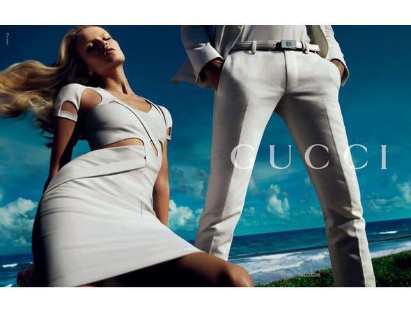 Кампания Gucci SS 2010 с Наташей Поли. Изображение № 134.