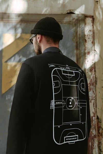 Nike сделали первую коллекцию с российскими дизайнерами. Изображение № 7.
