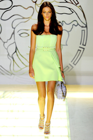 Milan Fashion Week: показ Versace SS 2012. Изображение № 22.
