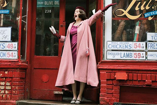 «Удивительная миссис Мейзел»: Как домохозяйка стала комиком. Изображение № 8.