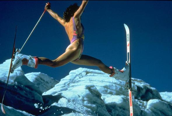 Форменный стиль: Лыжники, скейтеры, черлидерши и другие законодатели моды. Изображение № 49.