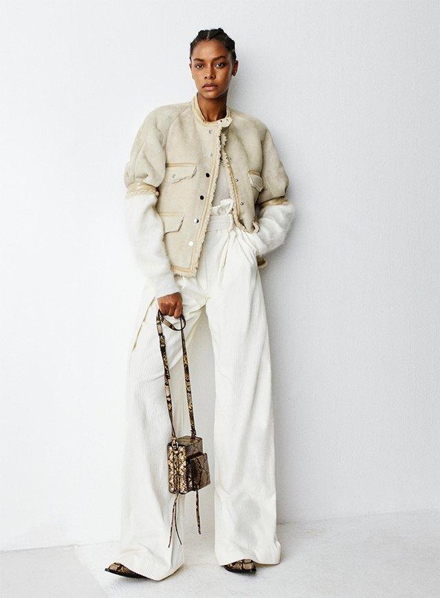 Плюс-сайз-модель Эшли Грэхэм стала лицом коллекции H&M Studio. Изображение № 7.
