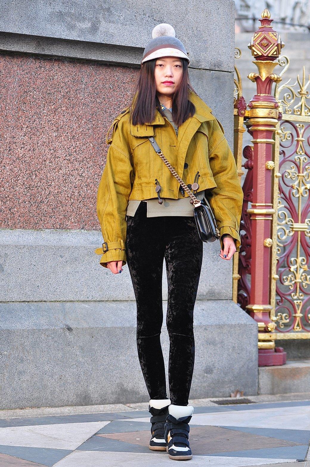 Неделя моды в Лондоне,  часть II. Изображение № 50.