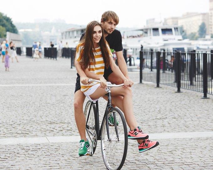 Kixbox и City Cycle выпустили второй совместный лукбук. Изображение № 13.