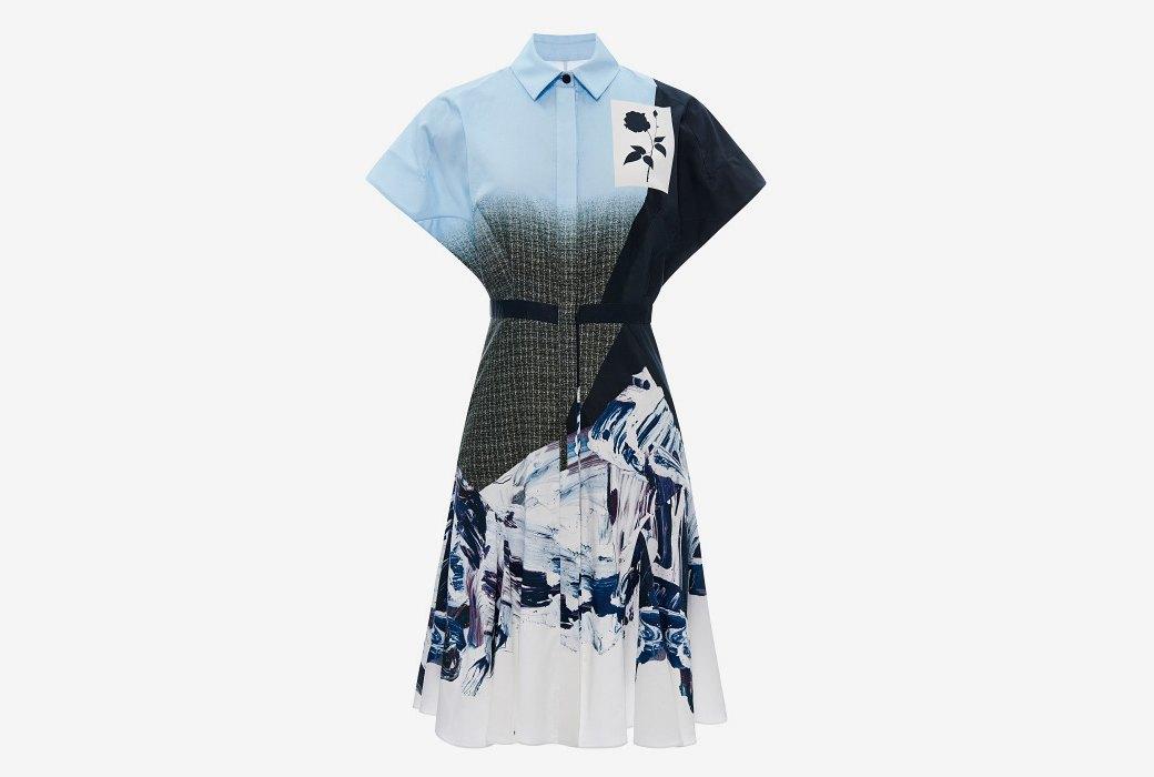 Платье-рубашка Prabal Gurung. Изображение № 1.