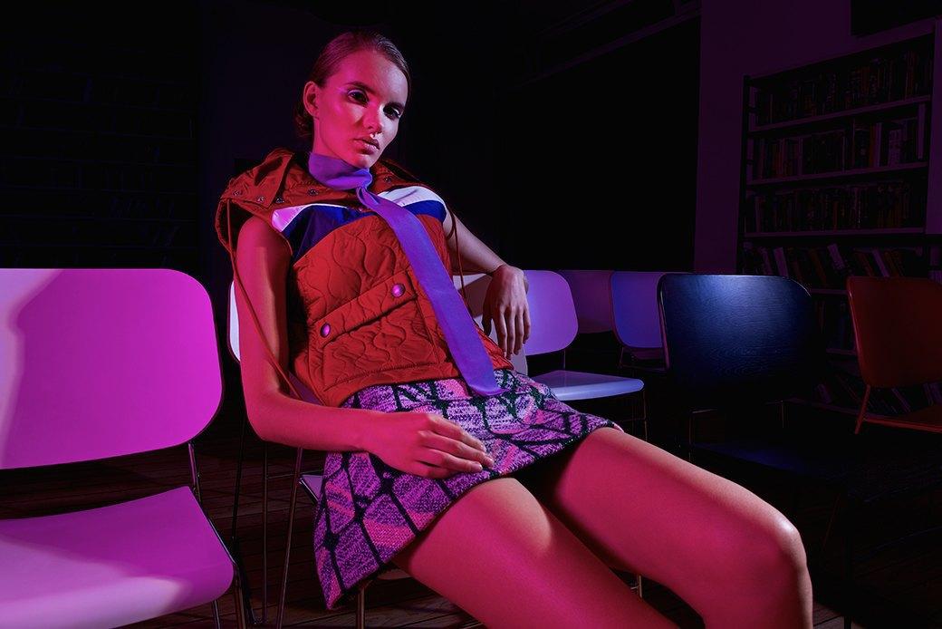 Ревизия: Одежда, вдохновленная искусством. Изображение № 12.