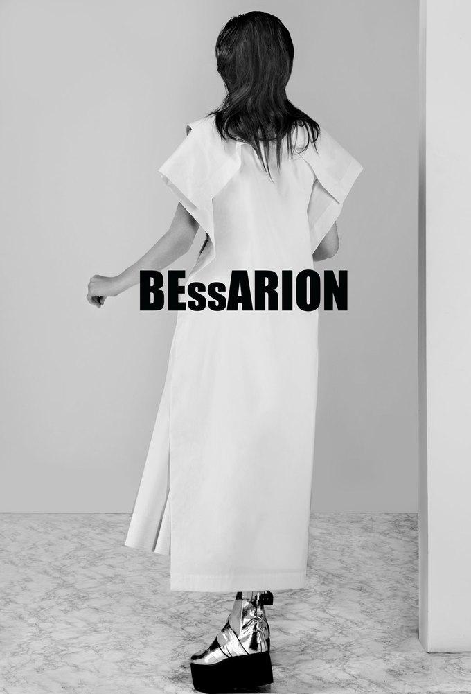 Белый и пейсли в новой коллекции Bessarion. Изображение № 42.