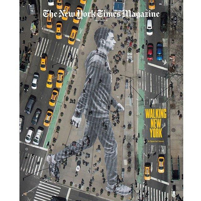 The New York Times Magazine посвятили обложку иммигрантам. Изображение № 1.